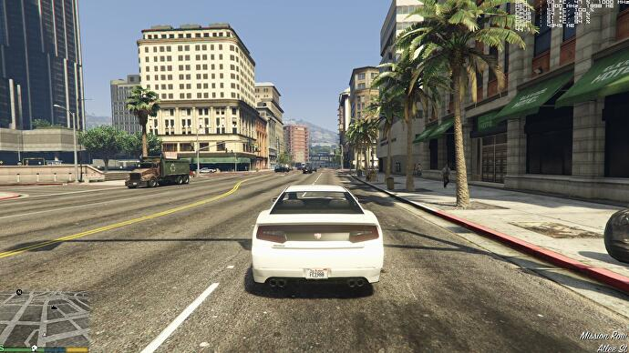 What does it take to run GTA 5 at 1080p60? • Eurogamer net
