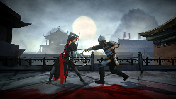 Assassin's Creed Chronicles China 1