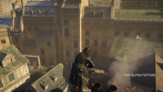 Victorian London had most of its iconic landmarks in place by 1868 - the year in which the game is set. But Ubisoft reveals few of them, its gameplay demo mostly set in a relatively simple slum setting.
