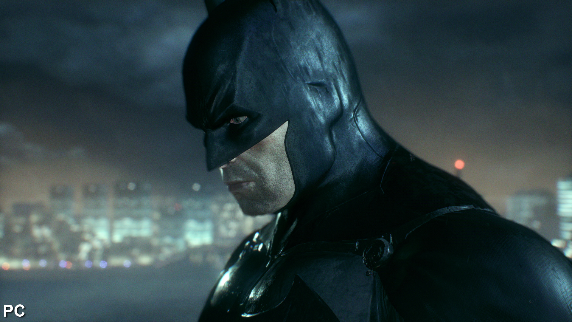 It gets worse - Batman: Arkham Knight on PC lacks console visual features