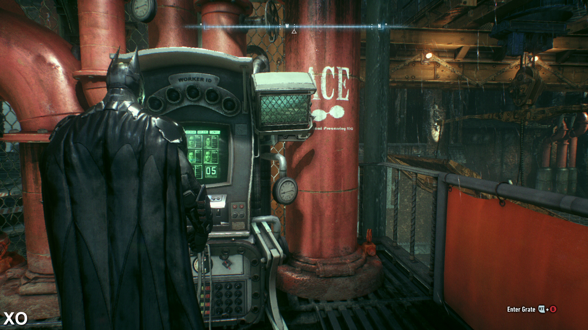 Face-Off: Batman: Arkham Knight • Eurogamer net