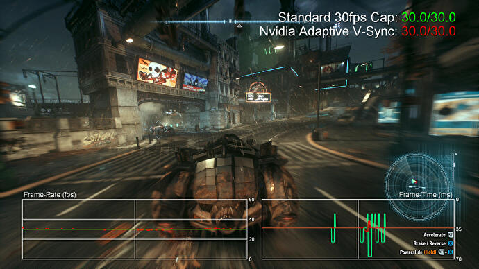 What does it take to run Arkham Knight smoothly on PC