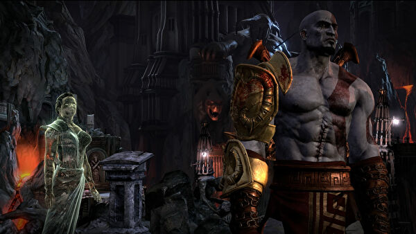 God of War 3 Remastered d