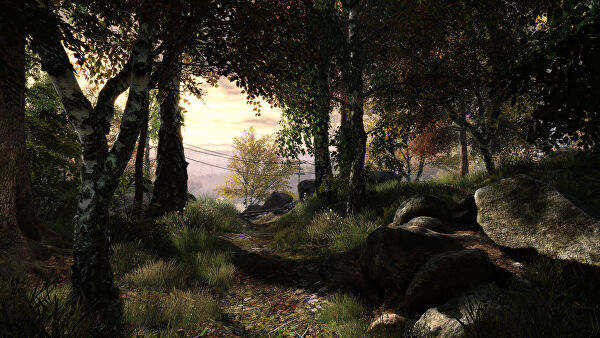 The Vanishing of Ethan Carter b