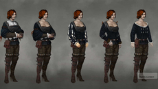 More Triss cocnepts.