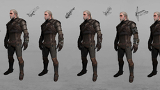 Geralt and yet more crossbow ideas.