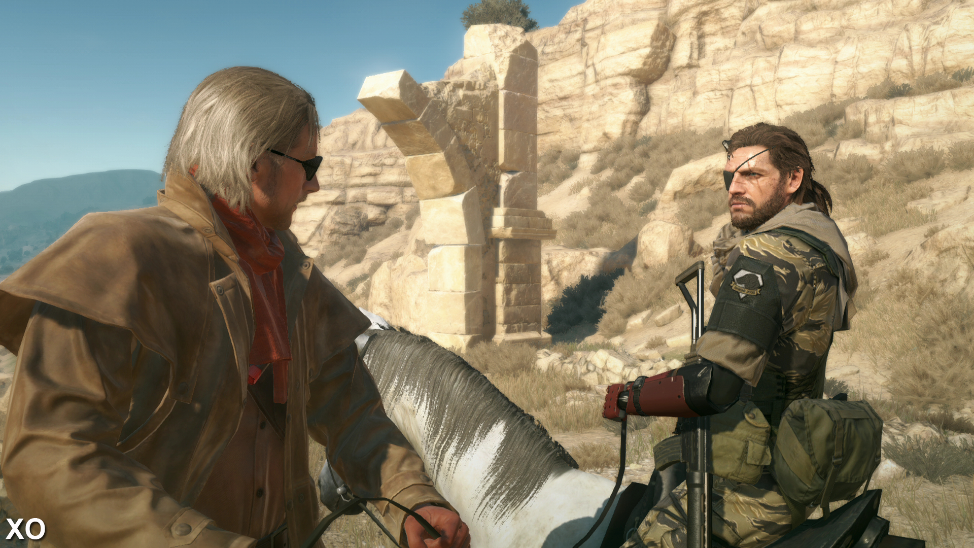 Digital Foundry: Hands-on with Metal Gear Solid 5