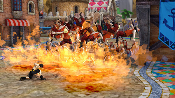 One Piece Pirate Warriors 3 b