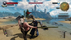 The_Witcher_3_Wild_Hunt_Hearts_of_Stone_Dont_always_kick_but_when_I_do_I_aim_for_the_chest_Copy