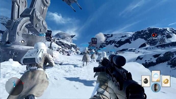 Star Wars Battlefront a