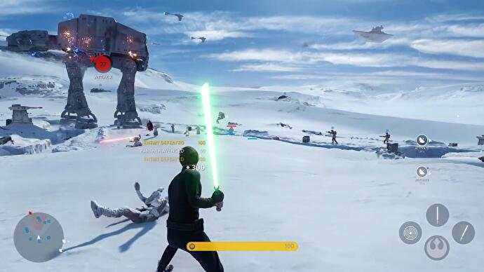 Star Wars Battlefront b