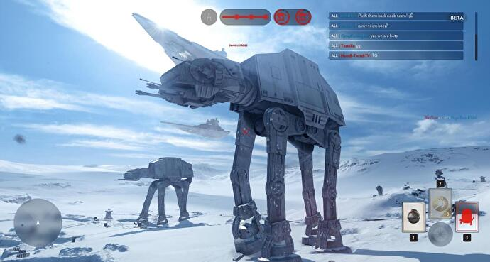 Star Wars Battlefront d