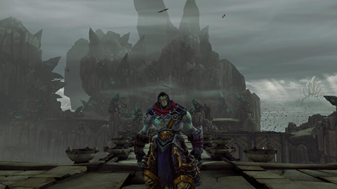 Darksiders 2 Deathinitive Edition c
