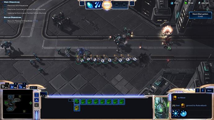 StarCraft 2: Legacy of the Void's campaign is entertaining, but not