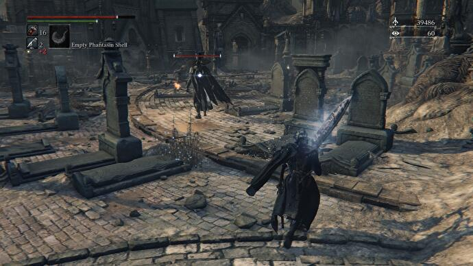 Bloodborne: The Old Hunters review • Eurogamer net