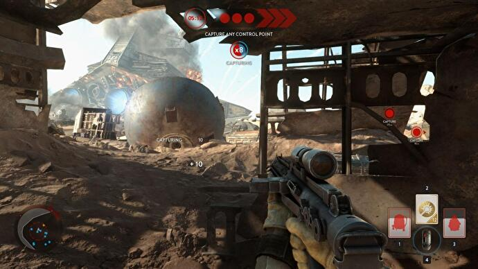 Star Wars Battlefront Jakku 2