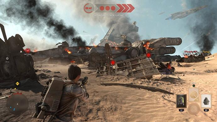 Star Wars Battlefront Jakku 3