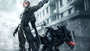 Metal Gear Rising: Revengeance Demo Out Now