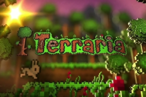 Terraria HD Widescreen Desktop Wallpaper