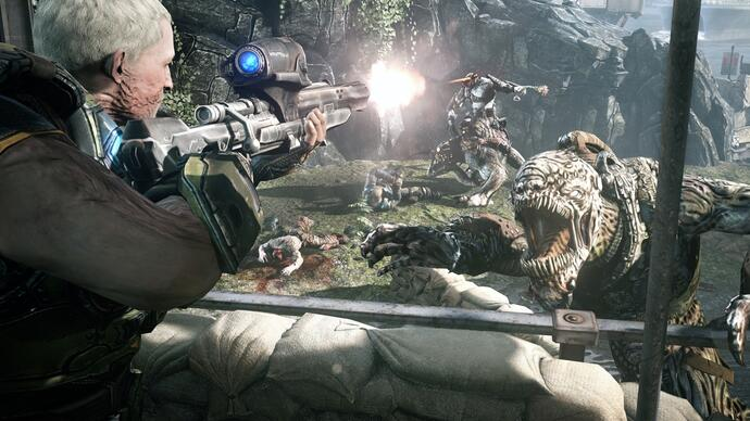 Gears of War: Judgment demo announced