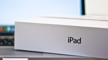 128GB iPad goes on sale next week