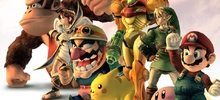 Super Smash Bros. 3DS ser� apresentado na E3