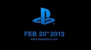 Update: WSJ confirms PS4 announcement for Feb 20