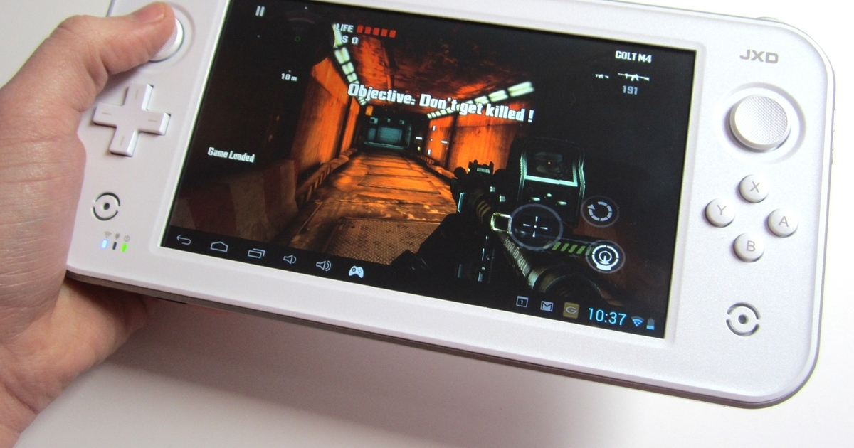 wii u gamepad android knockoff review � eurogamernet