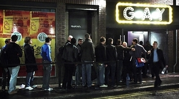 HMV sells G-A-Y shareholding