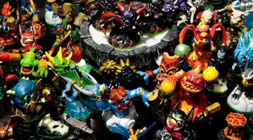 Activision's Skylanders franchise sells over 100m toys