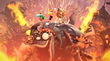 Wii U loses its Rayman Legends and Ninja Gaiden 3 exclusives