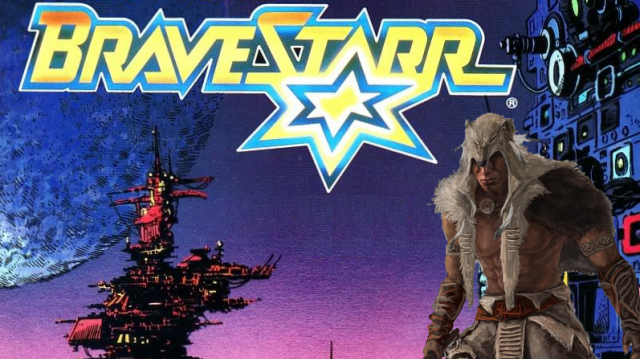 Assassin's Creed vs. BraveStarr - Trailer Mash-up