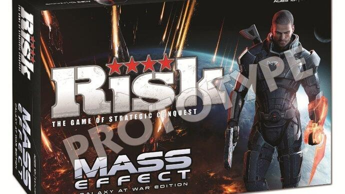 BioWare announces Mass Effect version of Risk board game