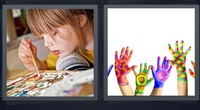 4 Pics 1 Word Cheats