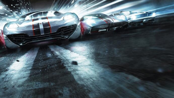 Grid 2 preview: Storytelling returns to the racing genre
