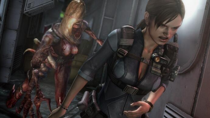 First gameplay footage of Resident Evil: Revelations on consoles REvealed