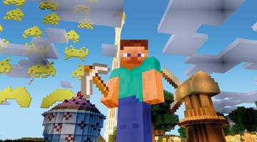 Pre-paid Minecraft cards open new doors for Mojang
