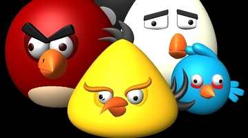 Angry Birds Trilogy sells 1 million units