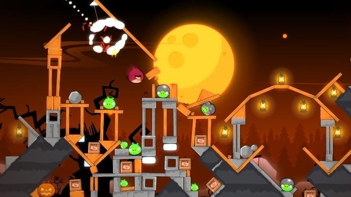 Angry Birds Trilogy sells over one million units, despite costing £30
