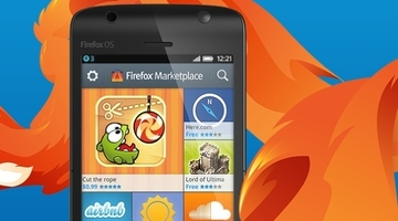 Mozilla targets emerging markets with Firefox mobile OS