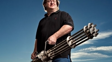 Gabe Newell to receive BAFTA Fellowship