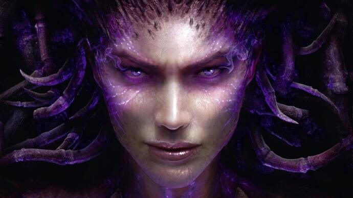 StarCraft 2: Heart of the Swarm Launch Event