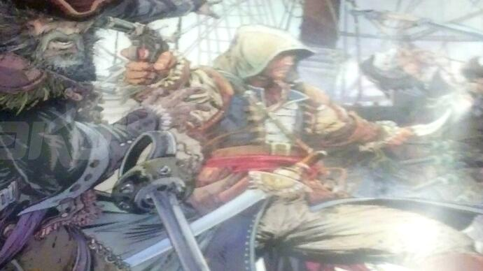 First details of pirate-themed Assassin's Creed 4: BlackFlag