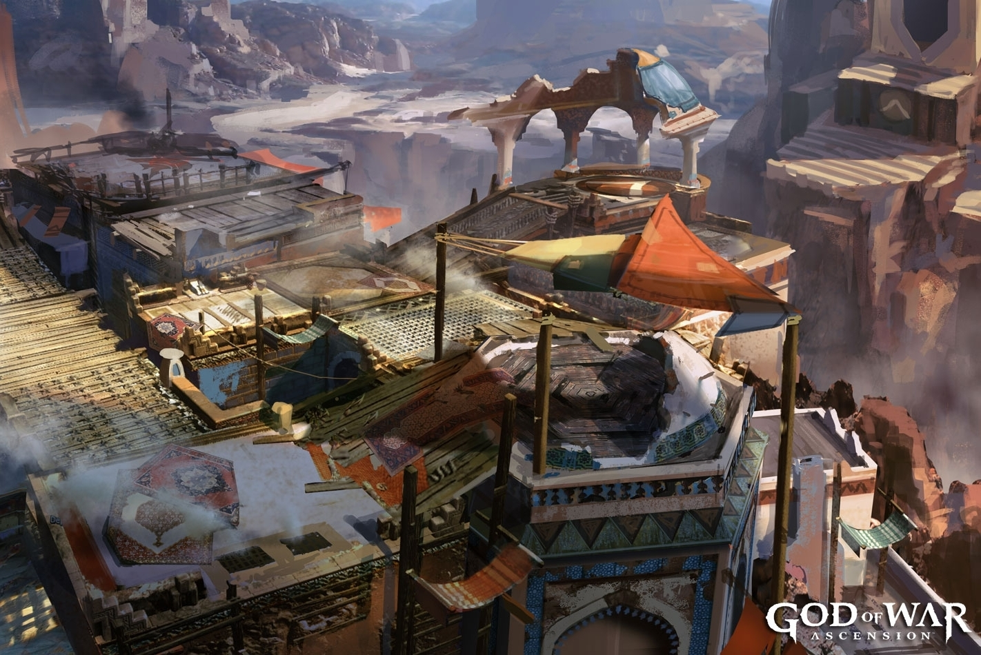 God of War: Ascension video game wallpapers • Wallpaper 1 of 220