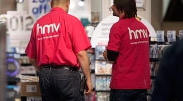 Hilco wants 130 HMV stores
