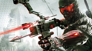 Crysis 3 retains UK number one