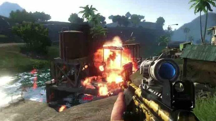 Far Cry 3 patch that resets outposts is out now on all platforms