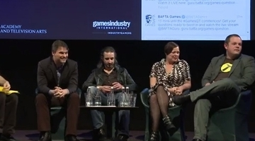 Video: Highlights from BAFTA Games Question Time