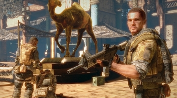 Spec Ops: The Line dev picks up Unreal Engine 4