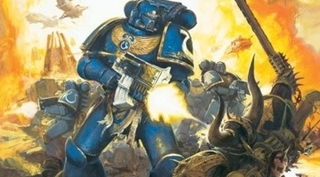 Slitherine making Warhammer 40k game